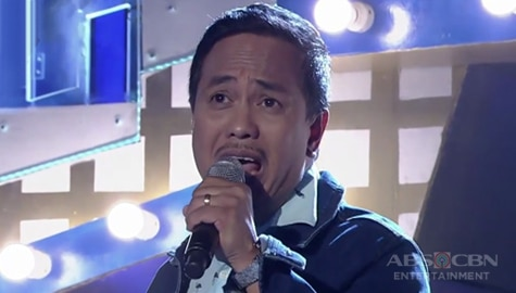 TNT Celebrity Champions: Eric Nicolas sings The Way We Were Image Thumbnail