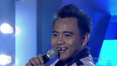 TNT 4: Metro Manila contender Nestor Carilo sings Lowbat Na Ba? Image Thumbnail