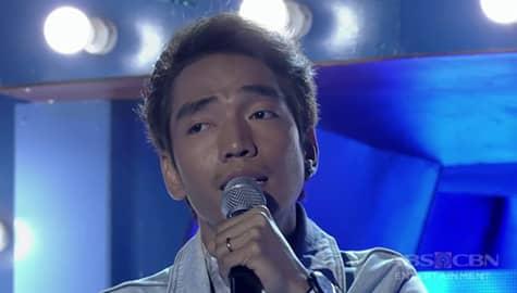 TNT 4: Metro Manila contender Julius Lacandula sings Bakit Pa Ba Image Thumbnail