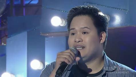 TNT 4: Luzon contender Marky Lopez sings Huwag Ka Lang Mawawala Image Thumbnail