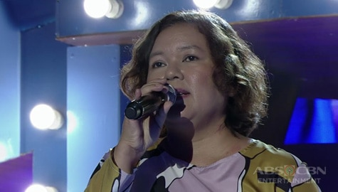 TNT 4: Visayas contender Aicha Tabanera sings I Live FOr Your Love Image Thumbnail