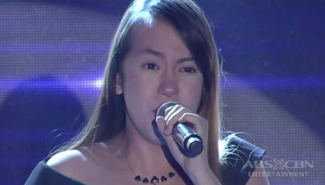 TNT 4: Luzon contender Larnie Cayabyab sings Rise Up Image Thumbnail