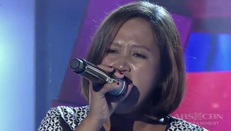 TNT 4: Mindanao contender Mae Casidsid sings Imelda Papin's Hindi Ako Laruan Image Thumbnail