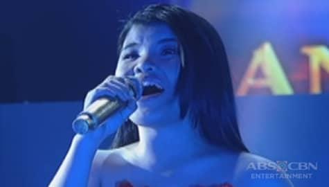 WATCH: Pauline Agupitan sings Nais Ko on Tawag Ng Tanghalan Year 1 Huling Tapatan day 2 Image Thumbnail