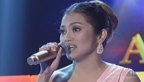 WATCH: Eumee Capile sings Vision of Love on Tawag Ng Tanghalan Year 1 Huling Tapatan day 5 Image Thumbnail