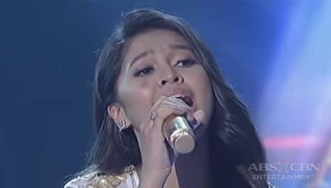 WATCH: Marielle Montellano sings Himala on Tawag Ng Tanghalan Year 1 Huling Tapatan day 5 Image Thumbnail