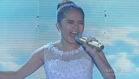 WATCH: Rachel Gabreza sings Somewhere on Tawag Ng Tanghalan Year 1 Huling Tapatan day 5 Image Thumbnail