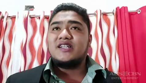 TNT Sa Tahanan: Luzon contender Wilver Golocan sings There's No Easy Way Image Thumbnail