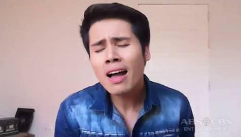 TNT Sa Tahanan: Luzon contender Daniel Briones sings Lead Me Lord Image Thumbnail