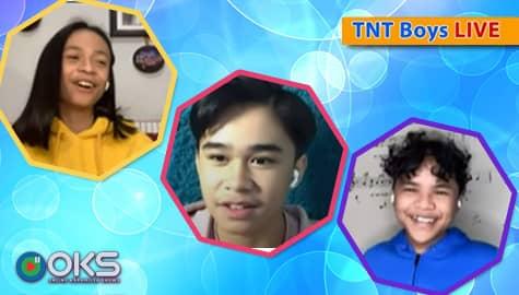 TNT Boys Live | Episode 8 Image Thumbnail
