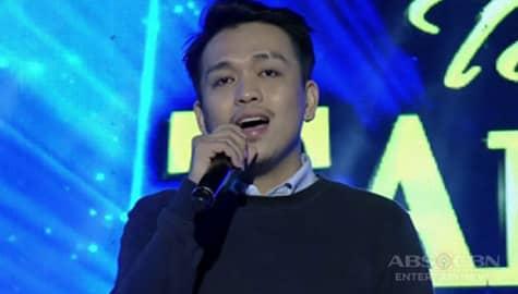 TNT 4: Rico Nicdao sings Kayang Abutin | Round 1 Image Thumbnail