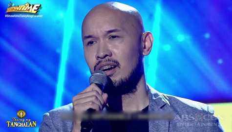 TNT 4: Dexter Nicolau sings When You Tell Me That You Love Me   Round 2 Image Thumbnail