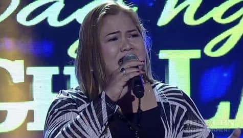 TNT 4: Myra Herbuela sings The Power Of Love   Round 1 Image Thumbnail