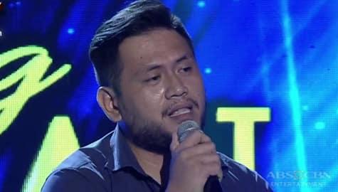 TNT 4: Gerald Bulactin sings Kahit Kailan | Round 1 Image Thumbnail