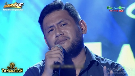 TNT 4: Gerald Bulactin sings One Last Cry | Round 2 Image Thumbnail