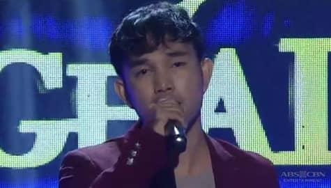 TNT 4: Aljon Gutierrez sings Tayong Dalawa | Round 1 Image Thumbnail