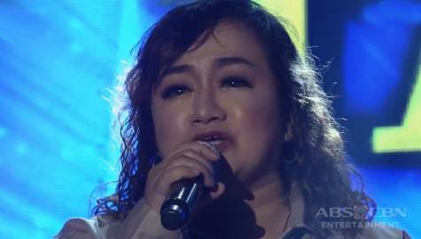 TNT 4: Rosario Pascasio sings Total Eclipse Of The Heart | Round 2 Image Thumbnail