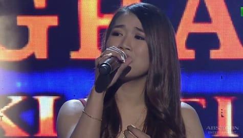 TNT: Almira Lat sings Ikaw Lang Ang Mamahalin | Round 1 Image Thumbnail