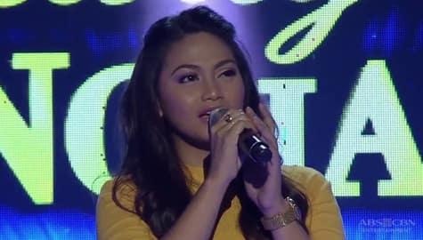 TNT 4: Kristel Herrera sings Run To You | Round 1 Image Thumbnail