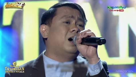 TNT: Mark Anthony Castro sings Whitney Houston's Run To You | Round 2  Image Thumbnail