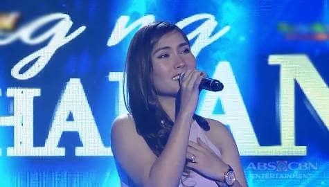 TNT 4: Wincel Mae Maglanque sings Huwag Ka Nang Umiyak | Round 1 Image Thumbnail