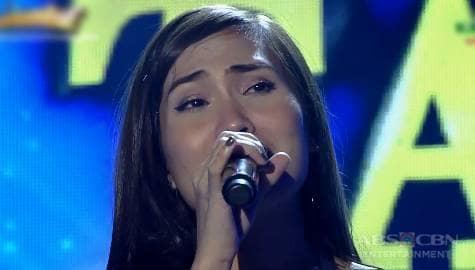 TNT 4: Wincel Mae Maglanque sings Maging Sino Ka Man | Round 2 Image Thumbnail