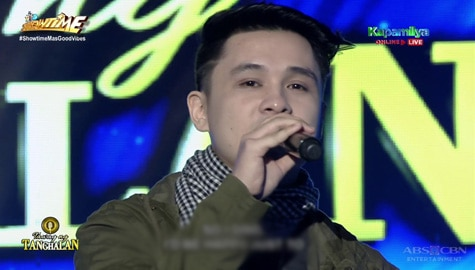 TNT 4: Paolo Onesa sings All My Life | Round 2 Image Thumbnail