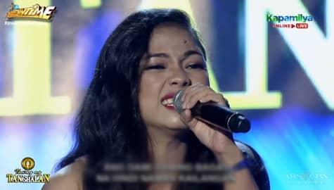 TNT 4: Jennifer Panaligan sings 'Di Na Muli | Round 1 Image Thumbnail