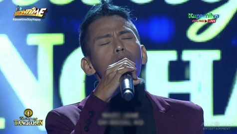 TNT 4: Jerry Dela Cruz sings Kamusta Ka Aking Mahal | Round 2 Image Thumbnail