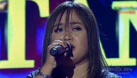 TNT 4: Marigelle Aguda sings Pangarap Ko Ang Ibigin Ka | Round 2 Image Thumbnail