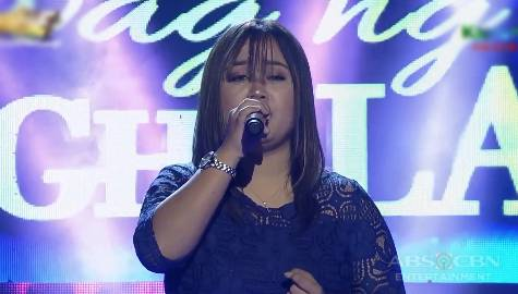 TNT 4: Marigelle Aguda sings Stone cold | Round 1 Image Thumbnail