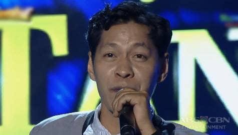 TNT 4: Erwin Diaz sings Let Me Try Again | Round 2 Image Thumbnail