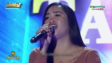 TNT 4: Kharen Kubo sings Ibulong Sa Hangin | Round 1 Image Thumbnail