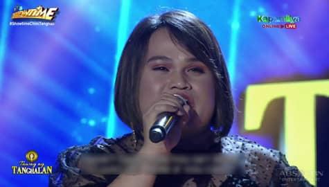 TNT 4: Makki Lucino sings Hindi Tayo Pwede | Round 2 Image Thumbnail