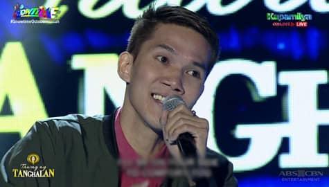 TNT 4: Diomel Marte sings Hanggang | Round 2 Image Thumbnail