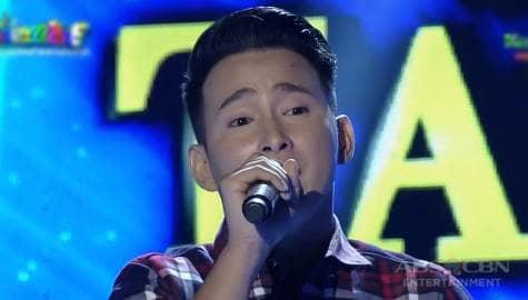 TNT 4: Ace Espinosa sings Kung Ako Nalang Sana | Round 2 Image Thumbnail