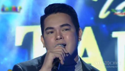 TNT 4: Andy Pangan sings All About That Bass | Round 1 Image Thumbnail