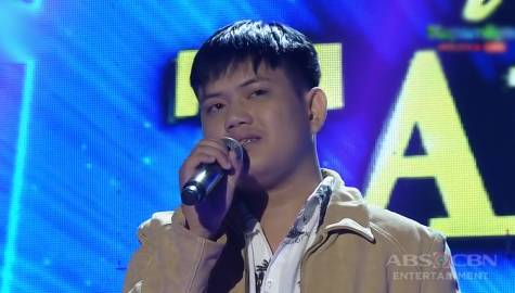 TNT 4: Lerry Ibañez sings When I Look At You | Round 2 Image Thumbnail