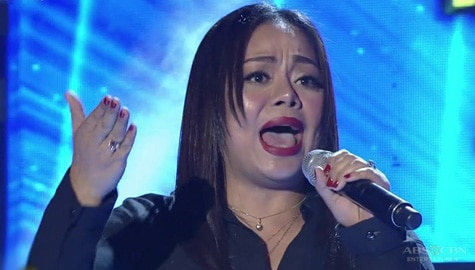 TNT Weekly Finals: Ayegee Paredes sings Lupa | Round 1 Image Thumbnail