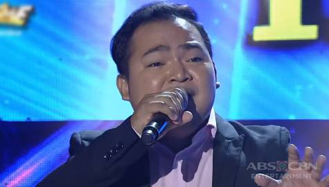 TNT 4: Marlo Falcon sings Angels | Round 2 Image Thumbnail