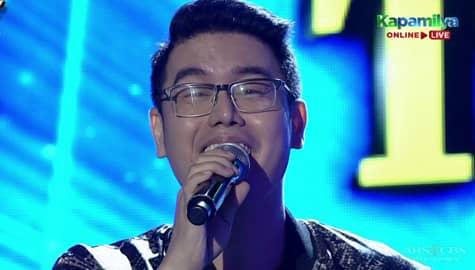 TNT 4: Nolo Lopez sings Ikaw | Round 2 Image Thumbnail