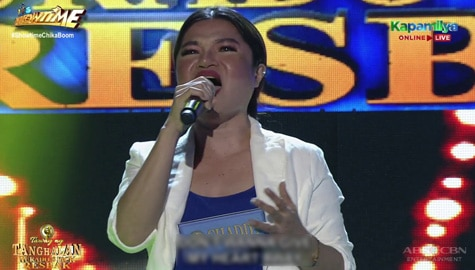 TNT 4 hurado's Pick: Chaddy Ruaza sings I'll Never Love Again Image Thumbnail