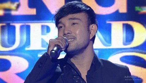 TNT 4 Hurado's Pick: Aljon Gutierrez sings Gary Valenciano's How Did You Know Image Thumbnail