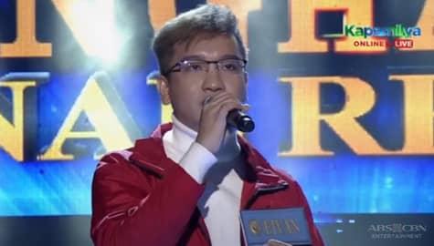 TNT 4 Final Resbak: Eivan Enriquez sings Sana Dalawa Ang Puso Ko Image Thumbnail