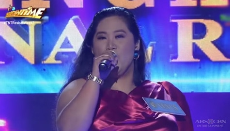 "TNT 4 Final Resbak: Venus Pelobello sings ""You Dont Own Me"" Image Thumbnail"
