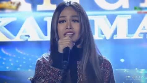TNT 5: Danica Reynes sings Hallelujah Image Thumbnail