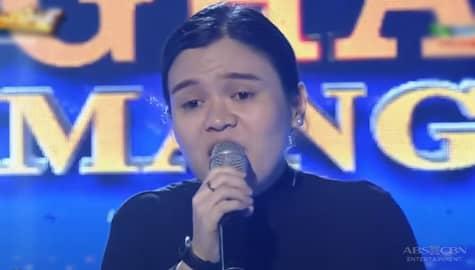 TNT 5: EJ Salazar sings Ang Huling El Bimbo Image Thumbnail
