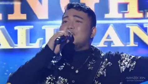 TNT 5: Kevin Hermogenes sings Rainbow Image Thumbnail