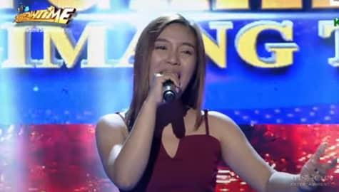 TNT 5: Jen Piamonte sings Ikaw Ay Ako Image Thumbnail