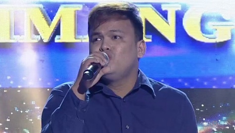 TNT 5: Gil Mendoza Arcilla sings When You Tell Me That You Love Me Image Thumbnail